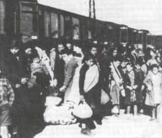 Oloron-Sainte-Marie en 1939-1945