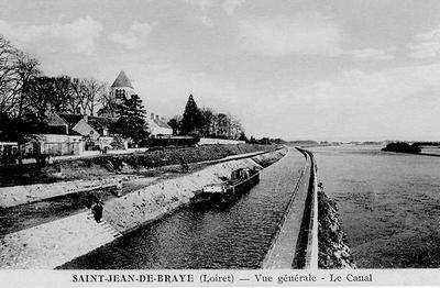 Saint jean de braye en 1939 1945 for 45800 code postal