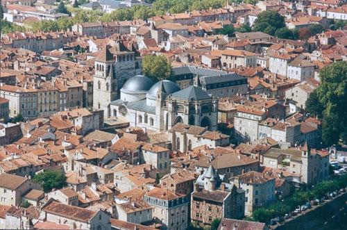 Cahors en 1939 1945 - Cathedrale saint etienne de cahors ...