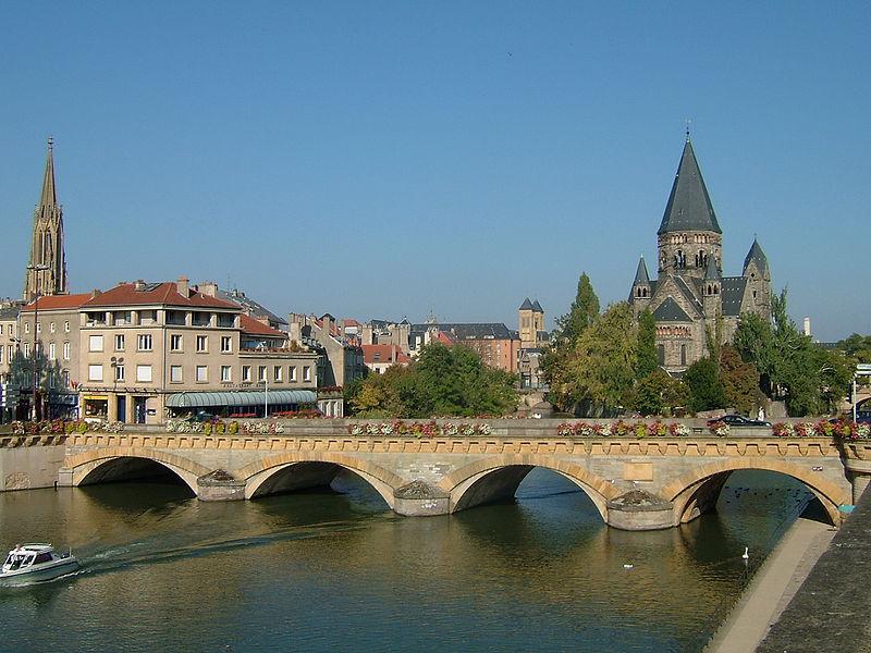Metz en 1939 1945 - Le channel metz ...