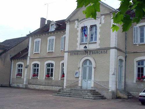 Arcy-sur-Cure en 1939-1945