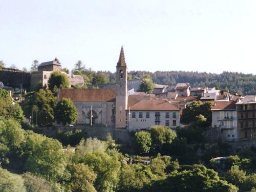 Seyne-les-Alpes - Accueil