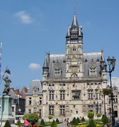 Hotel Gare Compiegne