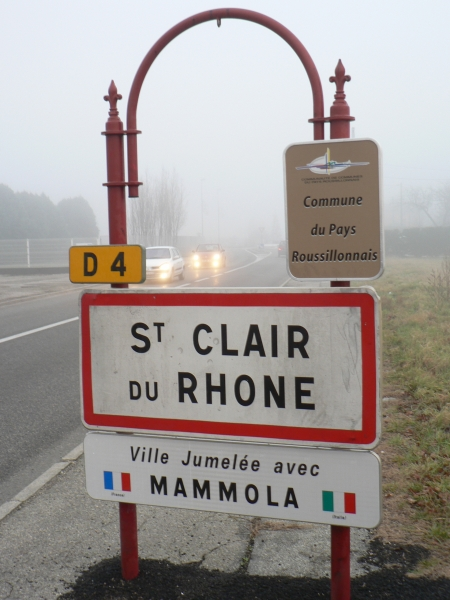 Saint clair du rh ne en 1939 1945 - Garage bonneton st clair du rhone ...