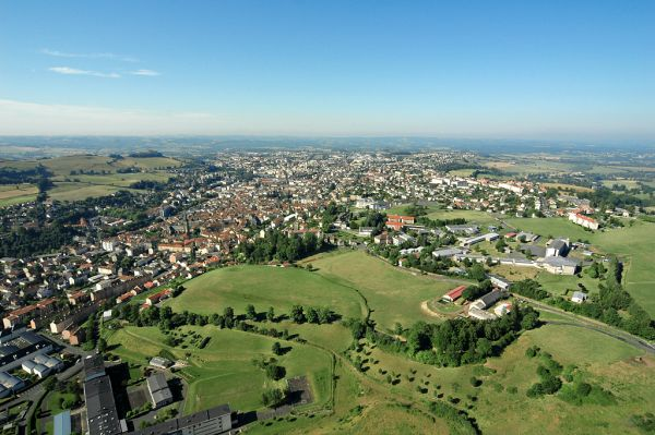 Aurillac France  city images : aurillac source photo commune d aurillac crédit photo d r