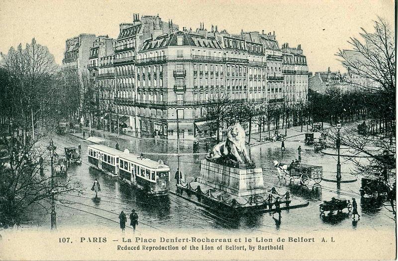 Paris 75014 En 1939 1945