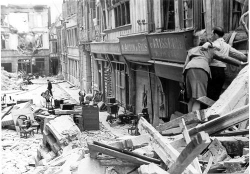 Rouen En 1939 1945