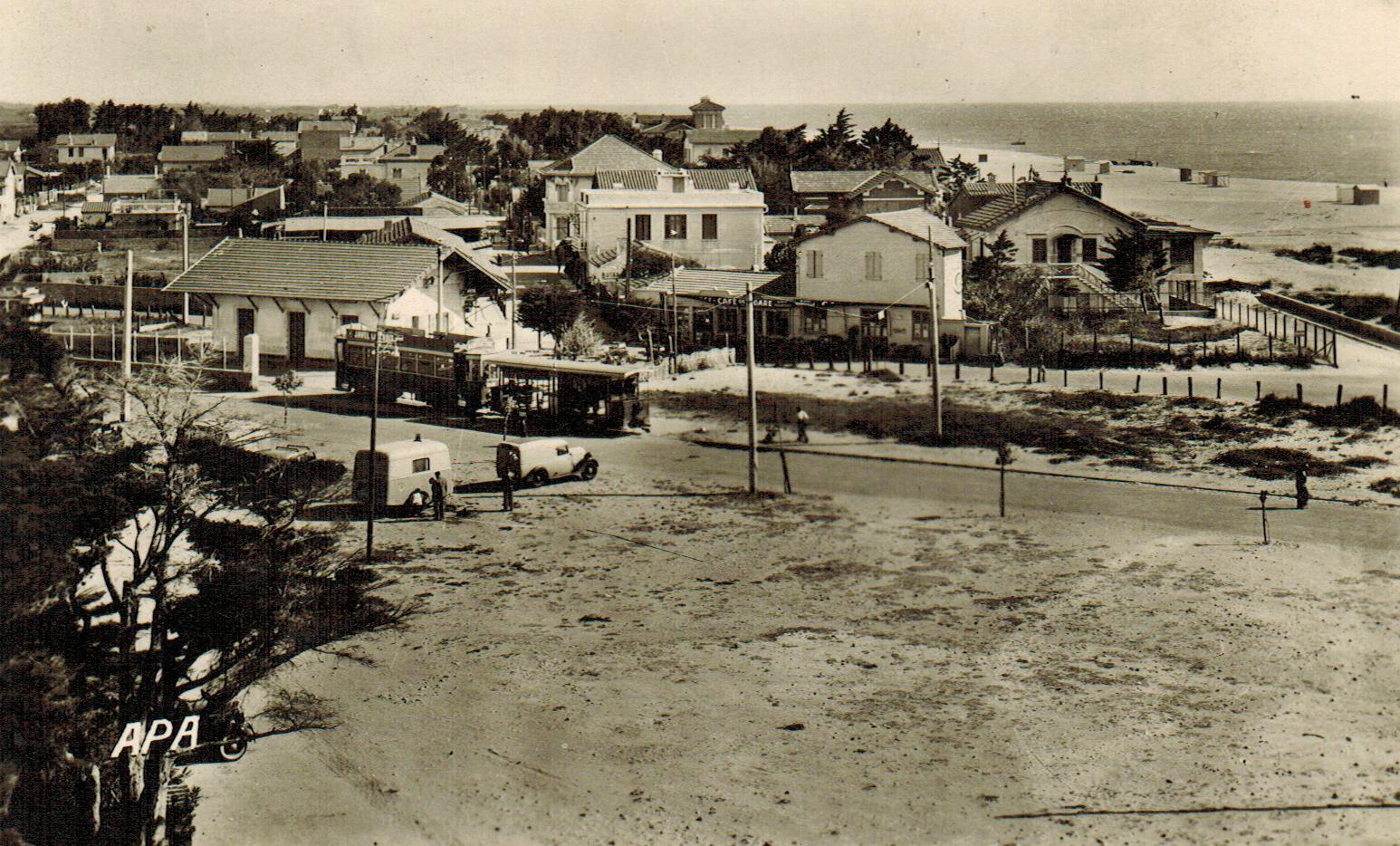 Canet en roussillon en 1939 1945 - Office du tourisme de canet en roussillon 66140 ...