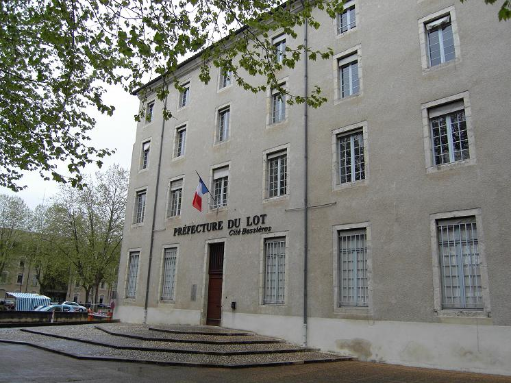 Departement du Lot en 1939-1945
