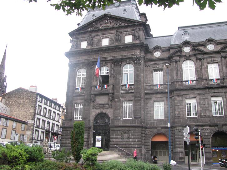Departement du Puy-de-Dome en 1939-1945