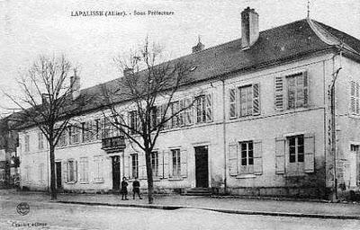 Departement de l-Allier en 1939-1945
