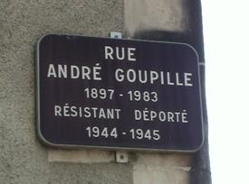 Andre-Goupille