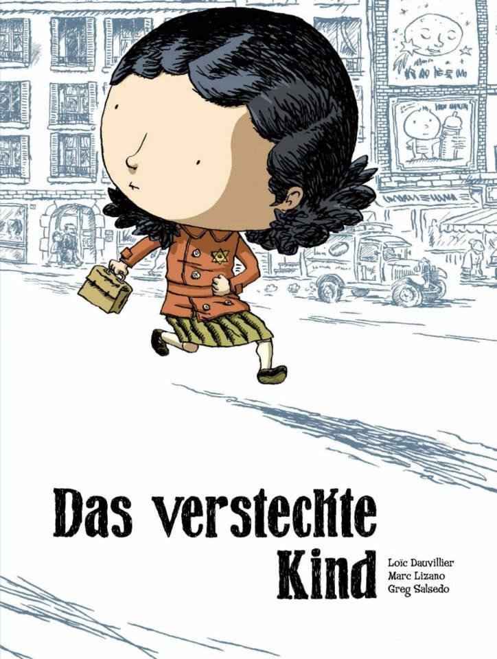 Das versteckte Kind (L'enfant caché) édition allemande