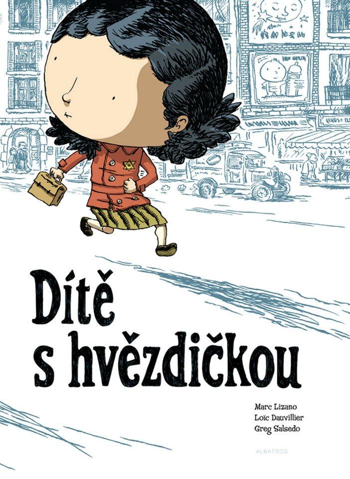 Dítě s hvězdičkou, L'enfant cachée, édition tchèque